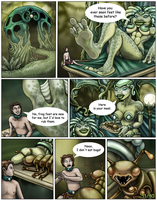 The Lost Golden Staff of The Dragon Queen 51-80 by DragonessLife