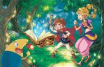 Ni No Kuni by curry23