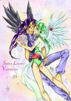 St. Lover's +Valentine+ by ImaginaryGoddess53