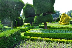 Levens Hall 145 by Forestina-Fotos