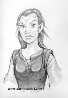 Elf Character 1 by MythAdvocate