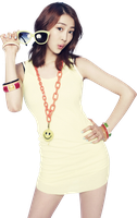 Dasom (SISTAR) PNG Render by classicluv