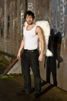 Grunge Angel stock 30 by Random-Acts-Stock
