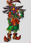 Skull Kid by AliiStarr
