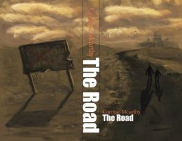 The Road Book Cover by PrimalClone