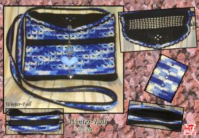 Black and Blue Bags Col. 2 by winter-fall
