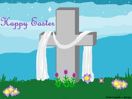 Easter :) by InvaderRain100