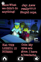 Funny captions for Ninjago by yellowgirlgreen