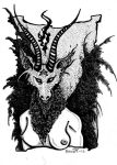 Baphomet by Veitstanzproject