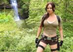 Adventurous Lara Croft by GlisteningICandy