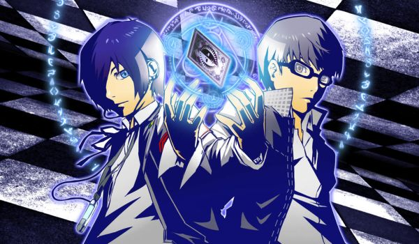 Persona 3 and Persona 4, Double Persona Summon!!! by Ark-iTek