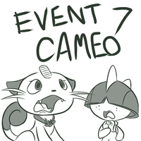 PMDe Event 7 Cameos Wanted: CLOSED by JKSketchy