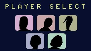 Player select screen by drslater