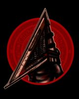 Red Pyramid Thing by Fishmas