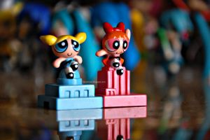Power Puff Girls by kluxorious