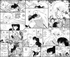 Inuyasha and Kagome Moments 3 by hyperteenager