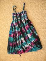 Tie Dye Hippie Dress by Spudnuts