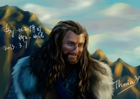Thorin by WillowVO