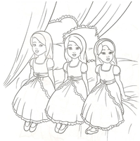 Little Girls without color by Chaoslady97