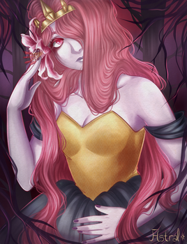 Zombie-Hime by Astral-Chan