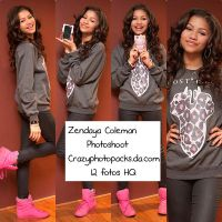 Zendaya Coleman Photoshoot by CrazyPhotopacks