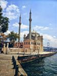 Ortakoy Mosque by M-A-R-I-A-N