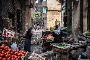 Islamic Cairo II by rrreese