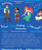 Finding Pinocchio Poster for Princess Rapunzel by Pinocchio236