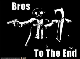 Bros 2 the END by megaskull45