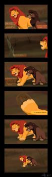 Kovu life lessons by Juffs