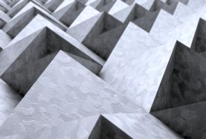 Metalscape 1 by custom3dgraphics