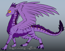 Dragon Adoptable .:Open:. by Love-Adopts