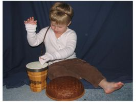 Drummer Boy 5 by Polly-Stock