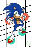 Sonic Boom by luckybeo2101