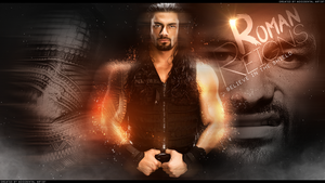Roman Reigns Wallpaper by T1beeties