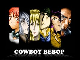 Cowboy Bebop WP 1024x768 by Kro121