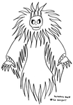Monster A Day #26: Wight by BluebottleFlyer