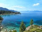 South Lake Tahoe by AldySyaoran