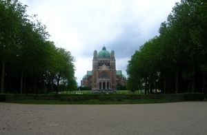 The Basilica in Brussels by LenSpirations