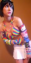 Kandi On My Sleeve by christylew7
