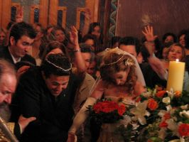 Greek Wedding by Andrew-and-Seven
