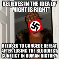 Scumbag Nazi 2 by Party9999999