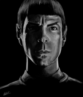 Spock by beth193