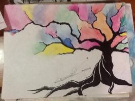 The Art tree by RedStarCarrier