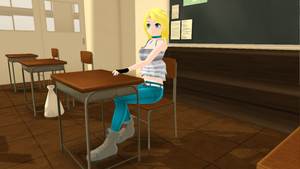 -MMD UPDATE- Lily by MariMariD
