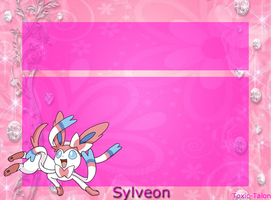 Sylveon Journal Skin by Toxic-Talon