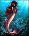 Mermaid by silent-clarion