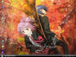Desktop Shugo Chara by ShiningGirl
