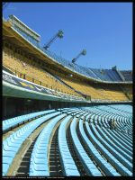 Boca Juniors Stadium by onin67