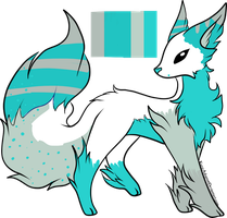 -CLOSED- NAME YOUR PRICE FLEET FOX by Tsulas-adopt